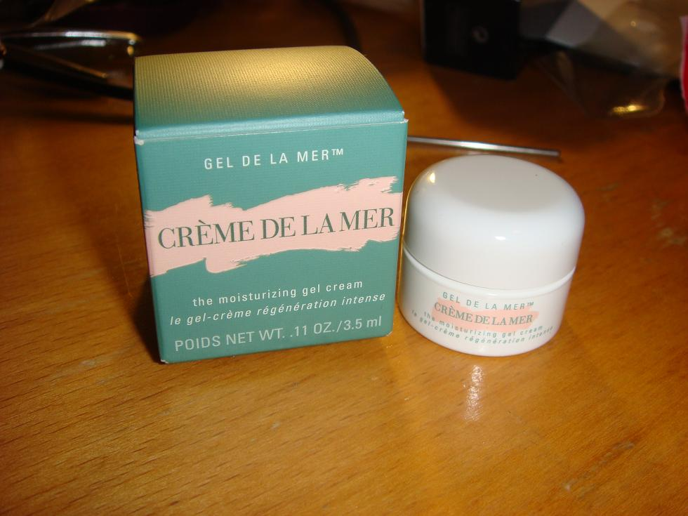 review gel de la mer the moisturizing gel cream maddy loves. Black Bedroom Furniture Sets. Home Design Ideas