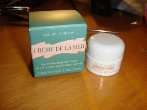 Review: Gel de la Mer: the moisturizing gel cream