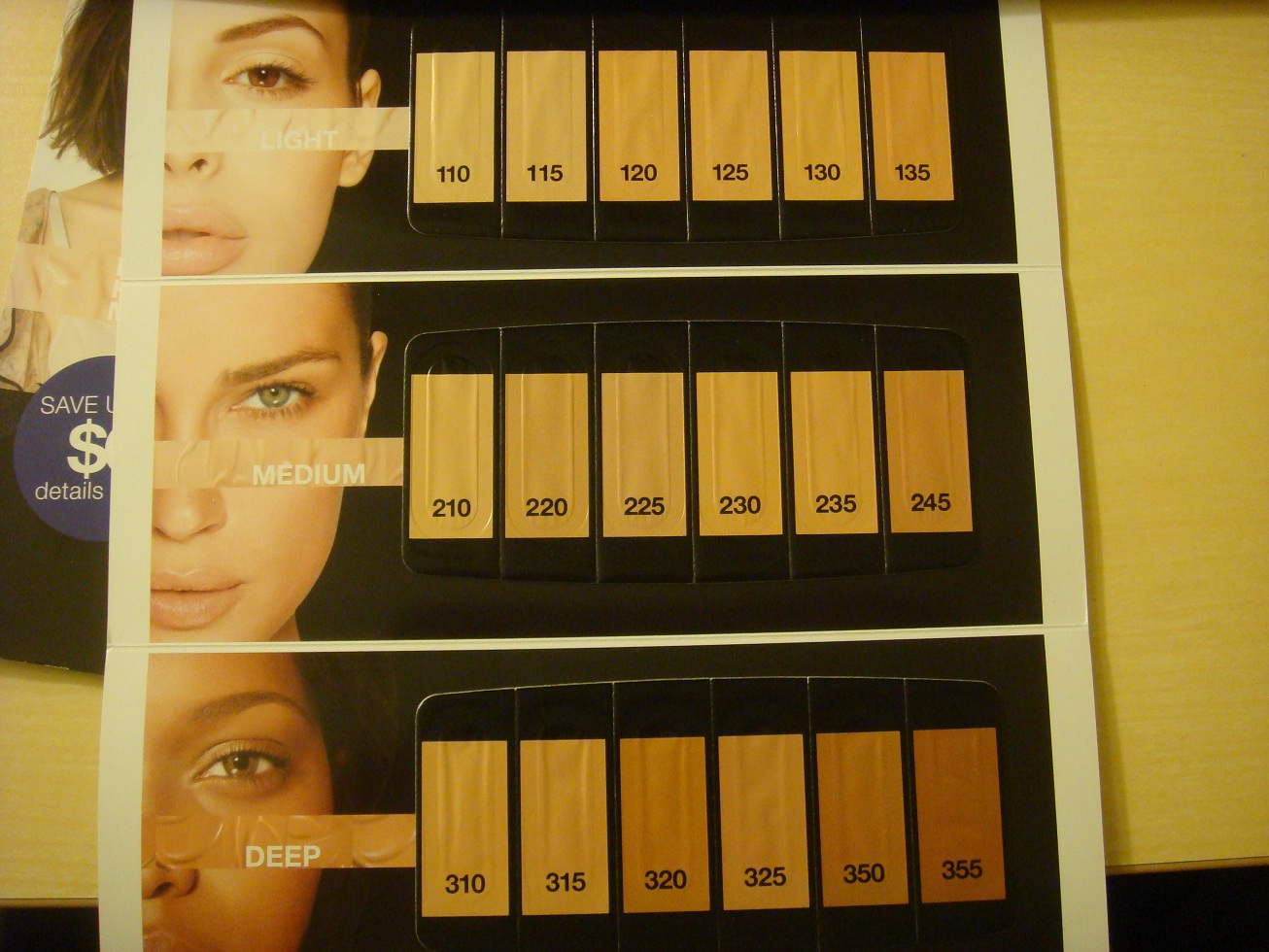 Swatches Maybelline Fit Me Foundation Maddy Loves