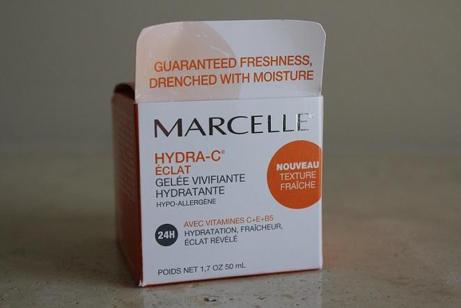 marcelle hydra c gel reviews