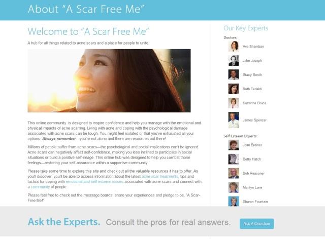 a scar free me 3