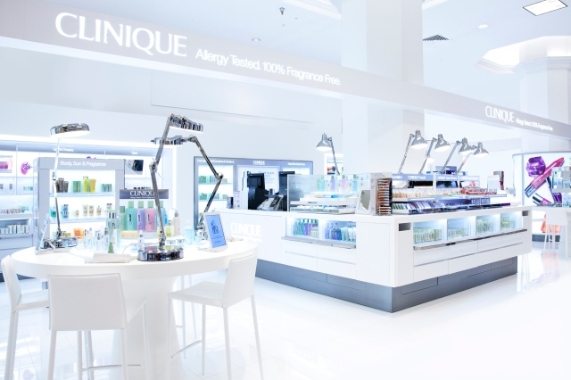 Clinique Counter WCD