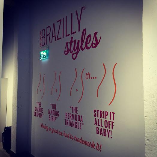 Brazilly Wall