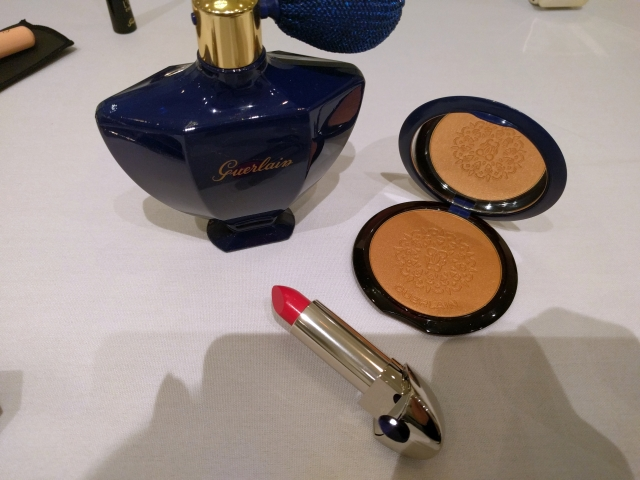 Guerlain Holiday 2016 swatches and review
