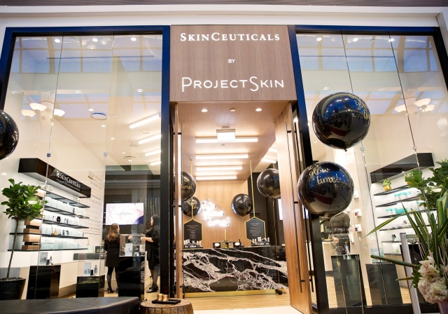Skinceuticals by Project Skin MD opening review