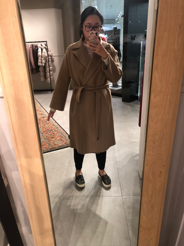 Max Mara Ted coat