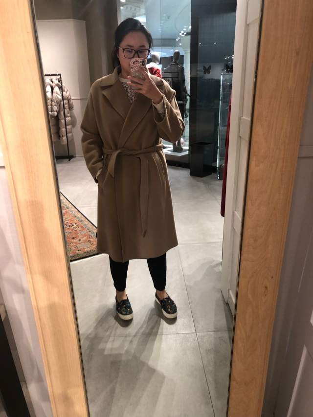 Max Mara Ted coat